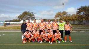 La Gestion patrocina un equipo de la Asociacion Arati de Isla Cristina