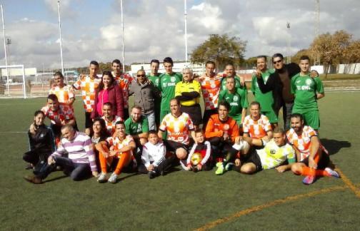 equipo de la Asociacion Arati de Isla Cristina