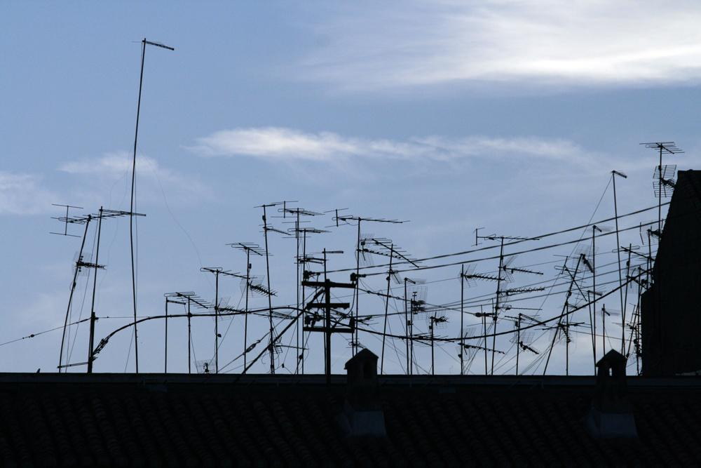 Resintonizacion de antenas en comunidad de propietarios